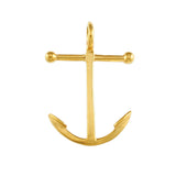 "10204 - 1 1/4"" Plain Anchor - Lone Palm Jewelry"