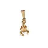"10418 - 11 /16"" Lobster Charm - Lone Palm Jewelry"