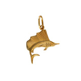 "10448 - 7/8"" Sailfish Charm"