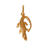 "10598 - 11/16"" Alligator Pendant"