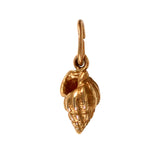 "10691 - 1/2"" Whelk Shell Pendant"