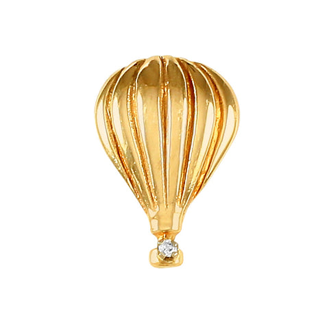 10710d - Hot Air Balloon with Diamond