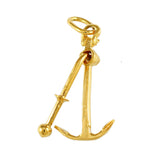 "10775 - 7/8"" Movable Yachtman's  Anchor - Lone Palm Jewelry"