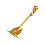 "10977 - 1 3/8"" Moveable Danforth Anchor - Lone Palm Jewelry"
