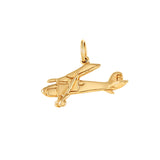 11045 - High Wing Cessna Aircraft Pendant