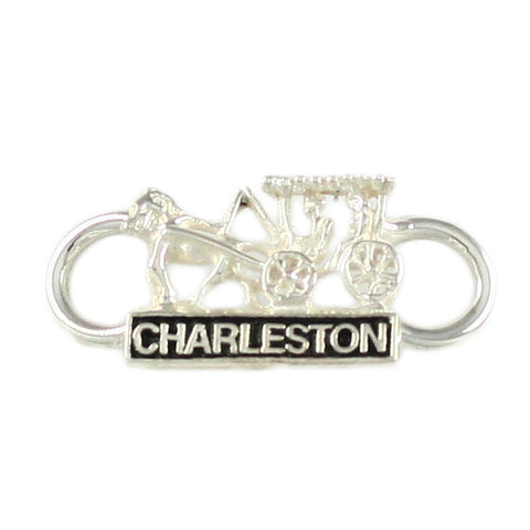 CHARLESTON Horse Carriage PopTop - Lone Palm Jewelry