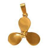 "11209 - 1"" 3 Bladed Boat Propeller Pendant"