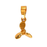 "11214 - 9/16"" 3 Bladed Boat Propeller Pendant"