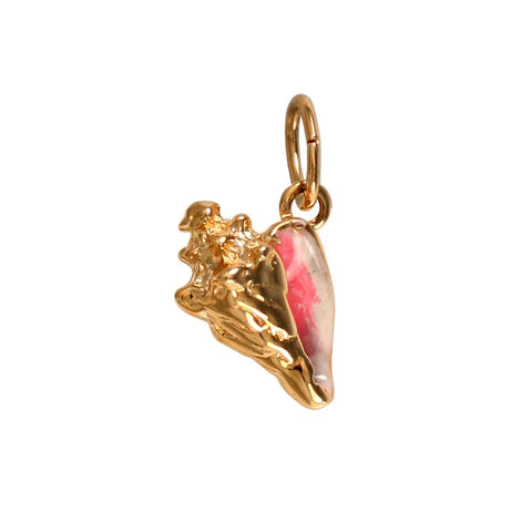 "11281 - 3/8"" Queen Conch Charm"