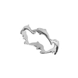 12315 - Ring of Dolphins - Lone Palm Jewelry