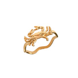 12362 - Crab Ring - Lone Palm Jewelry