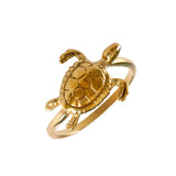 12397 - Sea Turtle Ring - Lone Palm Jewelry