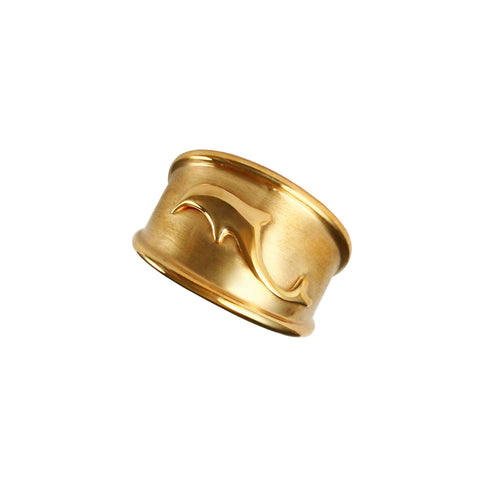 12433 - Dolphin Ring - Lone Palm Jewelry