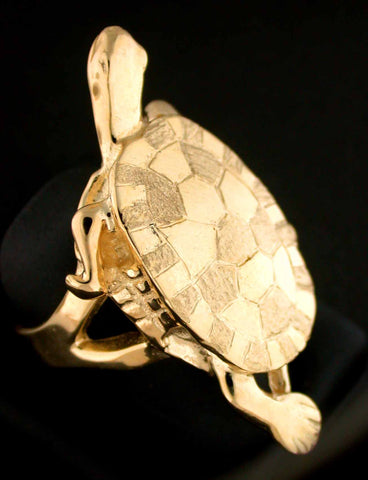12441 - Large Tortoise Ring