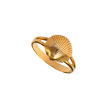 12457 - Seashell Ring - Lone Palm Jewelry