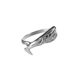 12509 - Blue Whale Ring - Lone Palm Jewelry