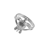 12868 - Sea Turtle Ring - Lone Palm Jewelry