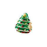 Christmas Tree with Enameling - Lone Palm Jewelry