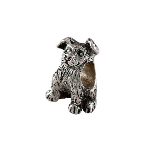 13239 - Floppy Eared Puppy Dog Bead