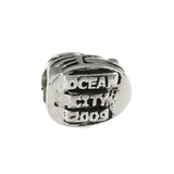 OCEAN CITY 2009 Bumper Car Bead - Lone Palm Jewelry