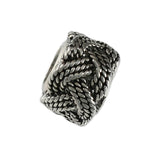 Turks Head Knot Bead - Lone Palm Jewelry