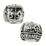 OCEAN CITY Boardwalk Carousel Bead - Lone Palm Jewelry