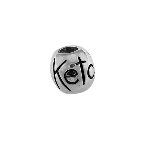 13308 - KETCHIKAN Alaska Engraved Bead
