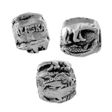 13316 - Polar Bear & Salmon ALASKA Bead