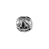 13329 - PORT CLINTON Sailboat & Fishing Bead