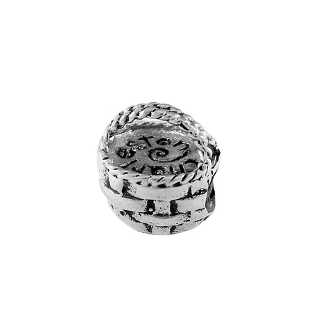 13331 - CHARLESTON Sweetgrass Basket Bead