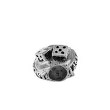 13362 - LAS VEGAS Dice & Cards Bead