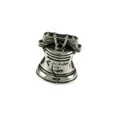 Liberty Bell Bead - Lone Palm Jewelry
