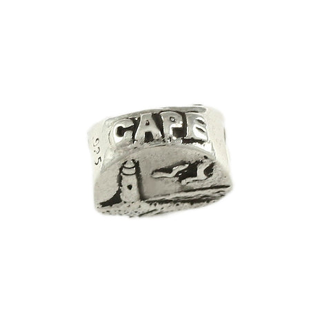 CAPE COD Lighthouse Bead - Lone Palm Jewelry