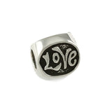 LIVE LAUGH LOVE Bead - Lone Palm Jewelry