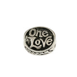 Jamaica One Love Bead - Lone Palm Jewelry