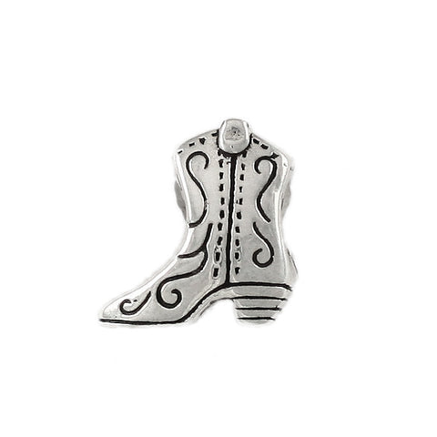 Cowboy Boot Bead - Lone Palm Jewelry