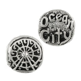 OCEAN CITY Ferris Wheel Bead - Lone Palm Jewelry