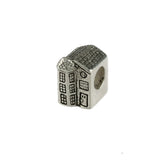 Row House Bead - Lone Palm Jewelry
