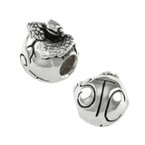 Sea Turtle Conservancy Hatching Turtle Bead - Sterling - Lone Palm Jewelry