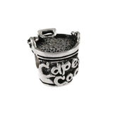 CAPE COD Sand Pail Bead - Lone Palm Jewelry