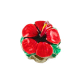Hibiscus Flower - Available in 5 Different Colors - Lone Palm Jewelry