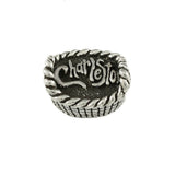 CHARLESTON Sweetgrass Basket Bead II - Lone Palm Jewelry