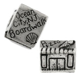 OCEAN CITY Boardwalk Bead - Lone Palm Jewelry