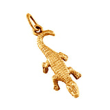 "14782 - 1"" Alligator Pendant (Needs Pricing) - Lone Palm Jewelry"