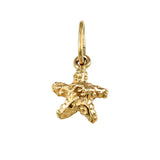 "15356 - 3/16"" Starfish Charm - Lone Palm Jewelry"