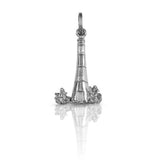 15544 - Fire Island Lighthouse, NY Charm - Lone Palm Jewelry
