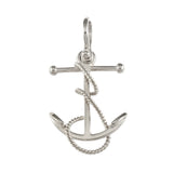 "15590 - 1 1/4"" Fouled Anchor - Lone Palm Jewelry"