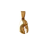 "15786 - 3/4"" Lobster Claw Pendant - Lone Palm Jewelry"