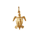 "15863 - 3/4"" Leatherback Turtle - Lone Palm Jewelry"