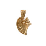 "18119 - 5/8"" Crown Conch Pendant"
